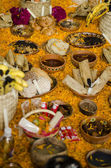 Mexican day of the dead offering altar — Stockfoto