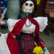 Mexican catrina — Stock Photo