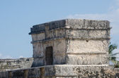 Archaeological ruins of Tulum — Stockfoto