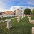 Church of st. Donat, from the 9th century in Zadar, Croatia — Stock Photo
