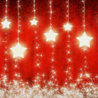 Royalty-Free Stock Photo: Ablaze stars