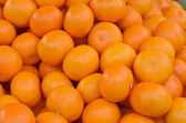Many fresh oranges — Stock Photo