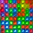 Colorful of blurry light tank background — Stock Photo #35505009