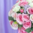 Flowers bouquet arrange for decoration — Stock Photo