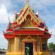 Buddhist temple in southern Thailand. — Stock Photo