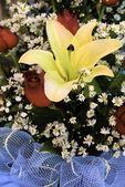 Beautiful flower bouquet — Stock Photo