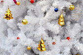 Merry chistmas tree — Stock Photo