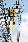 Electric line — Photo
