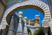Pena Palace in Sintra — Photo