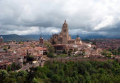 SEGOVIA CATHEDRAL — Stock Photo