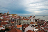 Portugal-Lisbon-Alfama-district — Photo