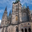 St. Vitus Cathedral. Prague - Stock Photo