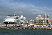In the port of Marseille — Stock Photo