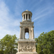 Stock Photo: Mausoleum dedicated to nephews of August