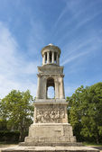 The mausoleum dedicated to the nephews of August — Stock Photo