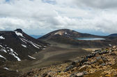 Tongariro National Park, New Zealand — Stock Photo
