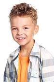 Portrait of boy — Stock Photo