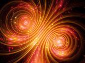 Galactic sound — Foto de Stock