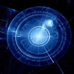 Core energy fractal — Stock Photo