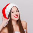 Christmas woman — Stock Photo #46465999
