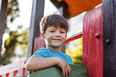 Happy little kid — Stock Photo