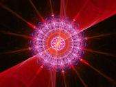 Renkli mandala — Stok fotoğraf