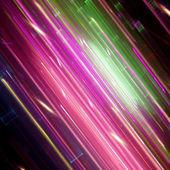 Futuristic colorful neon background — Stock Photo