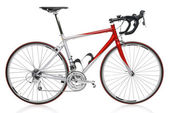 Race road bike — Stock Photo