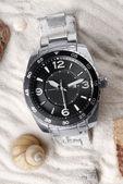 Men's watch — ストック写真