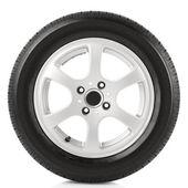 Car wheel — Stockfoto