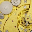 Pocketwatch mechanism — Stock Photo #38346743