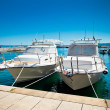 Yacht bay CroatiBaskVoda — Stock Photo #12146578