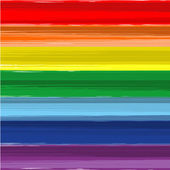 Kunst regenboog abstract vector achtergrond. versie 3 — Stockvector
