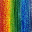 Art rainbow colors abstract paint background — Stock Photo