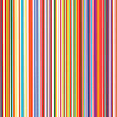 Art curved stripes colorful background — Stock Vector