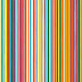 Art curved stripes colorful background — Stock vektor