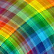 Abstract rainbow colorful vector background paint — Stock Vector