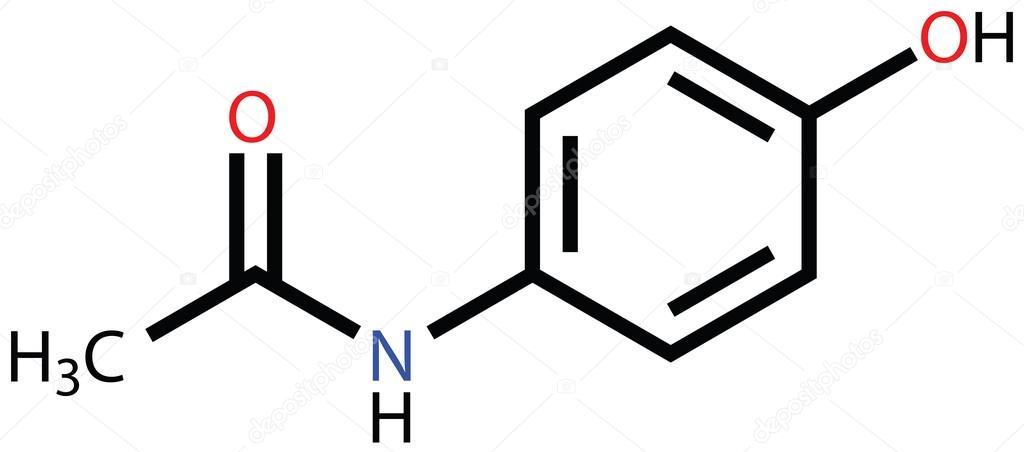 Ацетаминофен фото