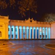 Odessa City Hall at night — Stock Photo