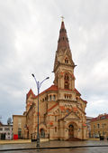 St. Paul's Lutheran Church in Odessa, Ukraine — Stock fotografie