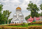 Alexander Nevsky Cathedral in Kamianets-Podilskyi, Ukraine — Stock Photo