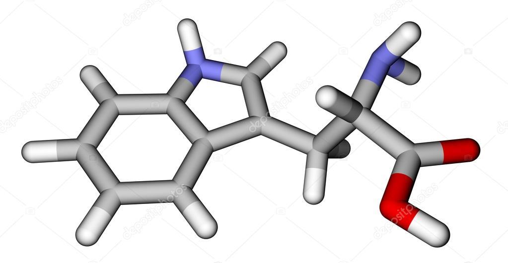3d 分子的结构