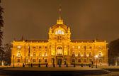 Palais du rhin strasbourg, alsasko, francie — Stock fotografie