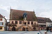 La Metzig, Molsheim. Alsace, France — Stock Photo