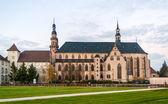 Jezuitský kostel, molsheim - alsasko, francie — Stock fotografie