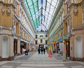 Passage hotel, Odessa, Ukraine — Stock Photo