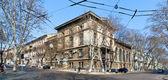 The old town of Odessa, Ukraine — Stock Photo