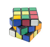 The Rubik's cube — Stock Photo