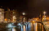 Ill river in Strasbourg - Alsace, France — Stock Photo