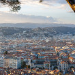 View of Nice city - Côte d'Azur -  France — Foto Stock